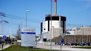 Reaktor 1 och 2 på Ringhals kärnkraftverk. Foto: Adam Ihse/TT.