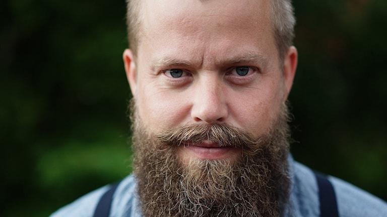 Jonas Gunnarsson. Foto: Anders Hansén