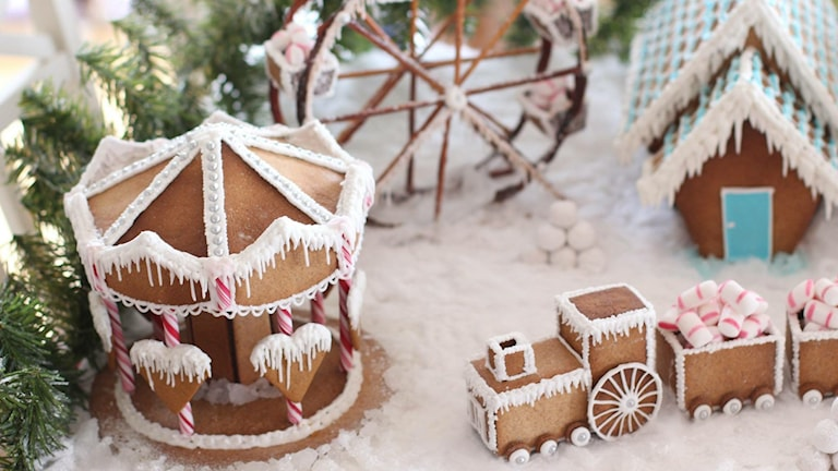 Emblas bidrag 2015: När karusellen frusit. Foto: Pressbild