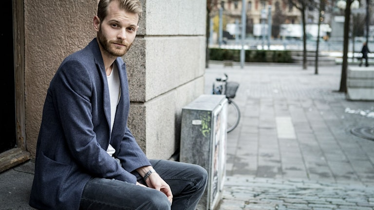 Magnus von Horn, regissör från Kullavik. Foto: Christine Ohlsson/TT.