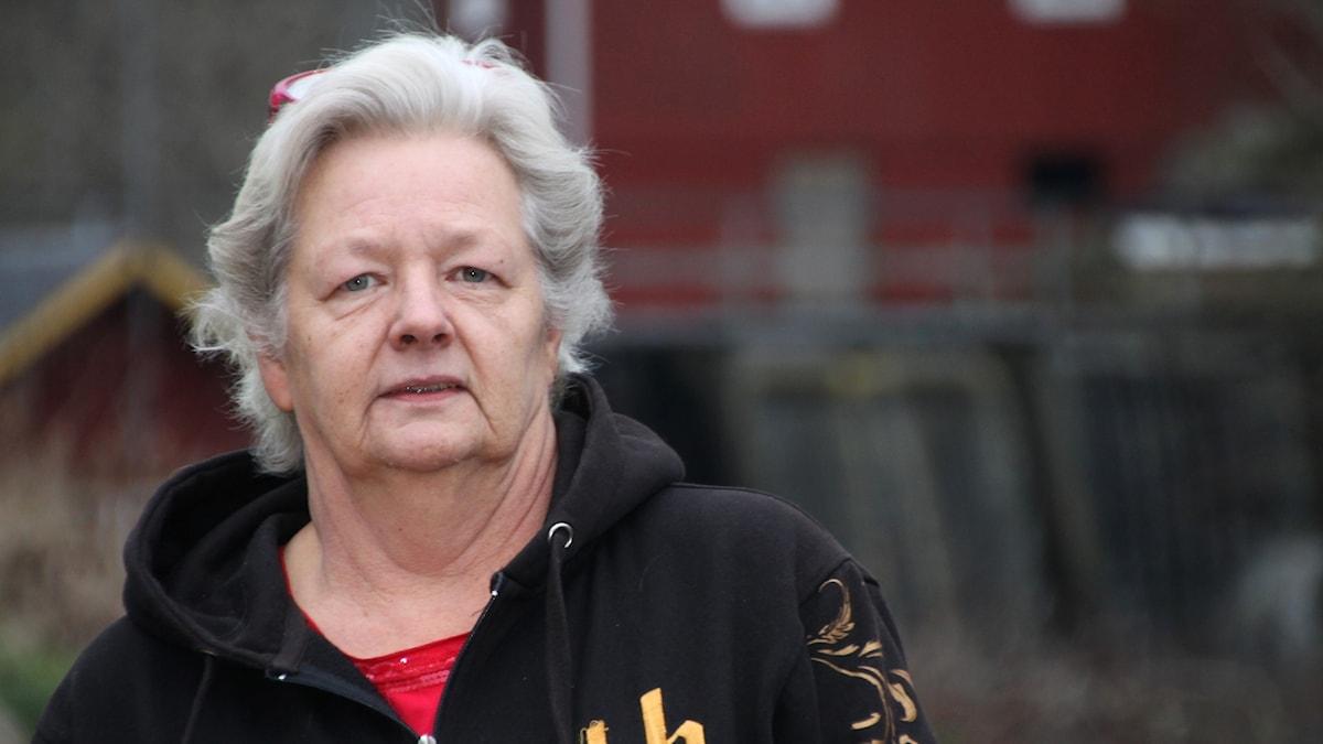 Carina Abrahamsson från Kungsäter.