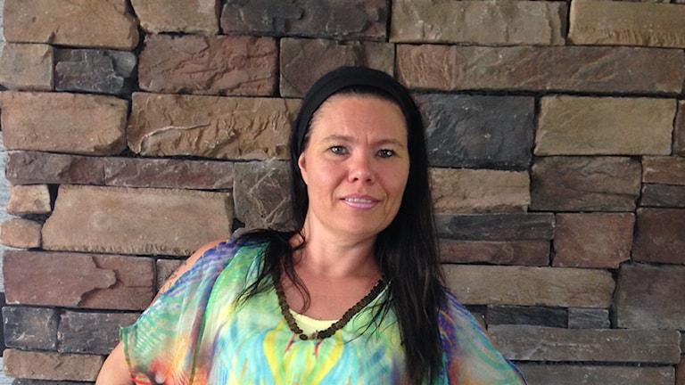 Patricia Tillquist. Foto: Privat