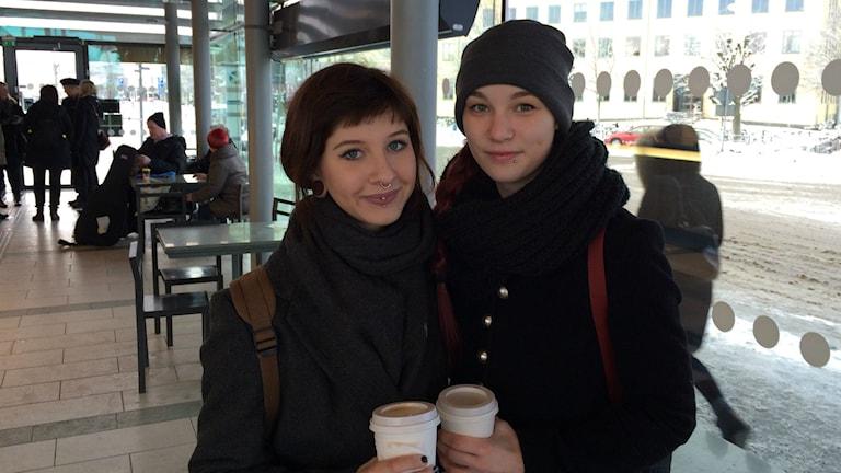Tim Jeppson och Naomi Garnatz.