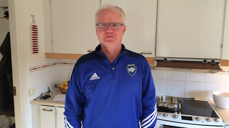 Ingemar Lund ordförande Hyltebruks IF