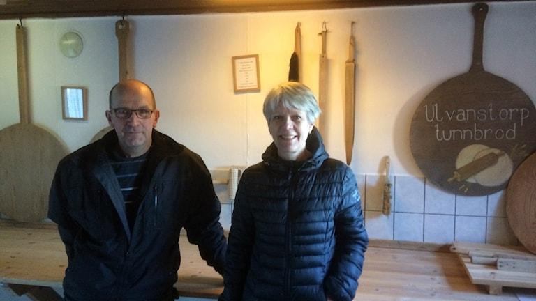 Marita och Bo Bengtsson får miljonpublik när kinesisk tv visar program från Ulvanstorp.