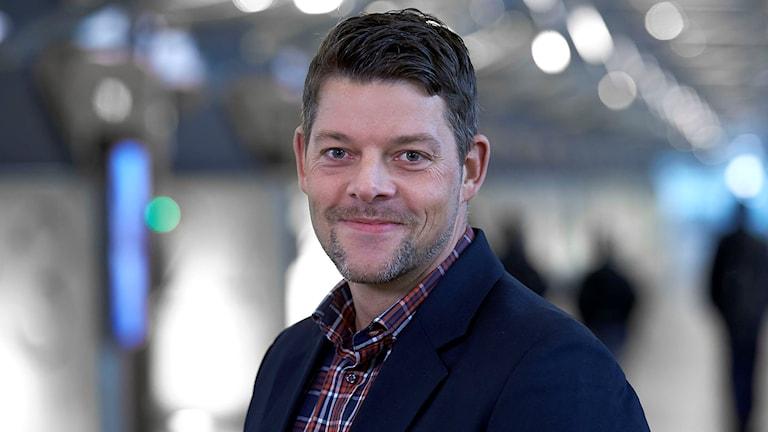 Andreas Almquist blir ny vd för Hallandstrafien. Foto: Västtrafik.