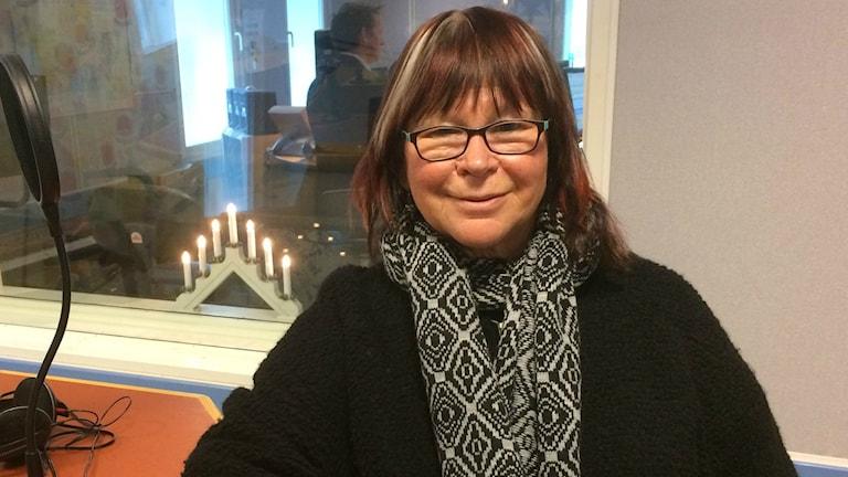 Ulla Winblad, Foto: Muhamed Ferhatovic SR Halland.
