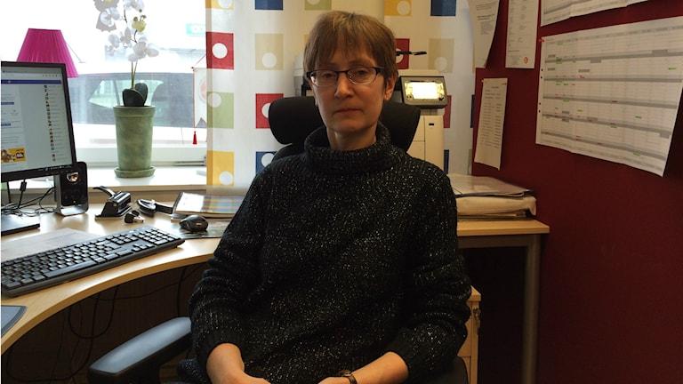 Maria Norman ordförande RBU-Halland
