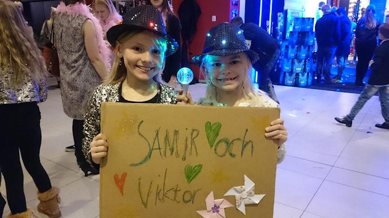 Melodifestivalen fans