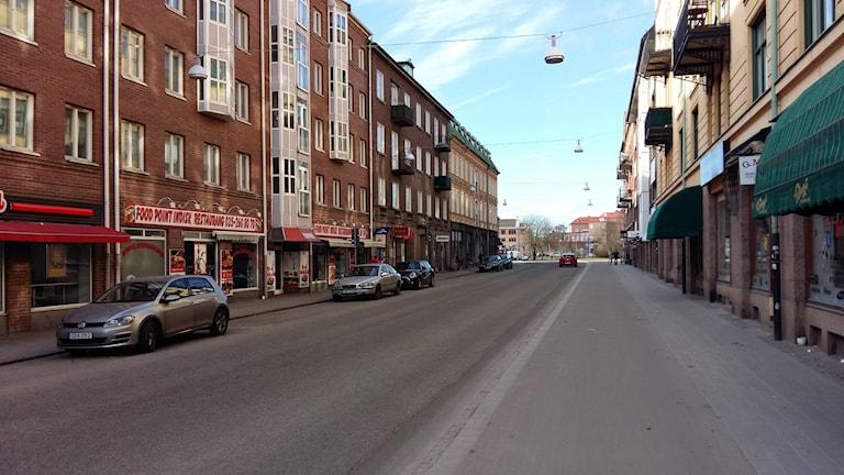 Skottlossningen på krog i Halmstad har chockat