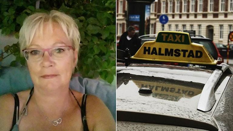 Mamma Mari-Ellen Nilsson blev upprörd när hennes dotter nekades taxi.