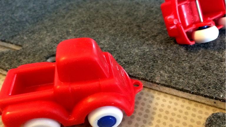 Miljömärkta bilar i hårdplast går an då inte all plast är dålig.
