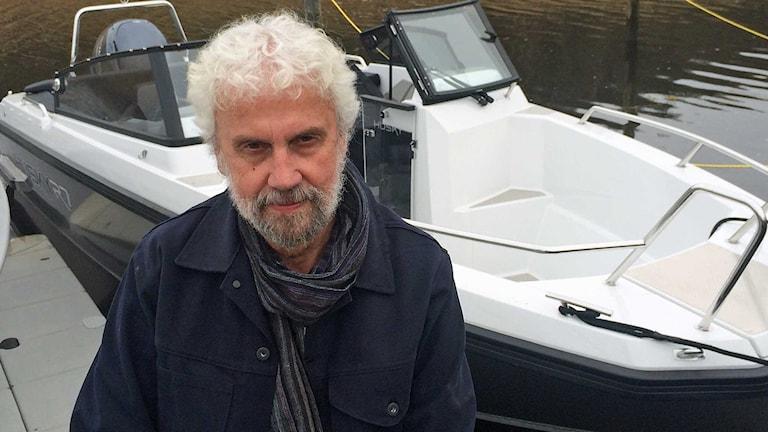 Leif Fred fick tillbaka sin båtmotor.