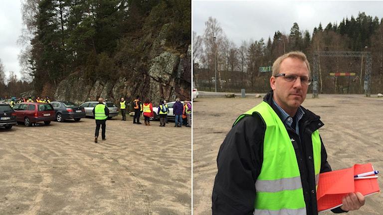 Peder Skilleström och Missing people söker efter mannen. De räknar med att kunna bidra med 200 personer.