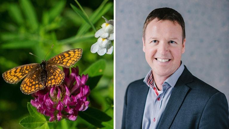Stefan Henningsson på Världsnaturfonden