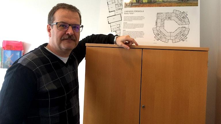 Kent Roslund, verksamhetsutvecklare BUF Halmstad.