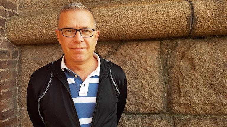 P4 Hallands fotbollsexpert Håkan Magnusson.