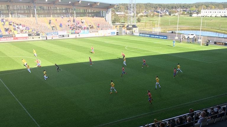 Falkenberg föll hemma i matchen mot Öster.