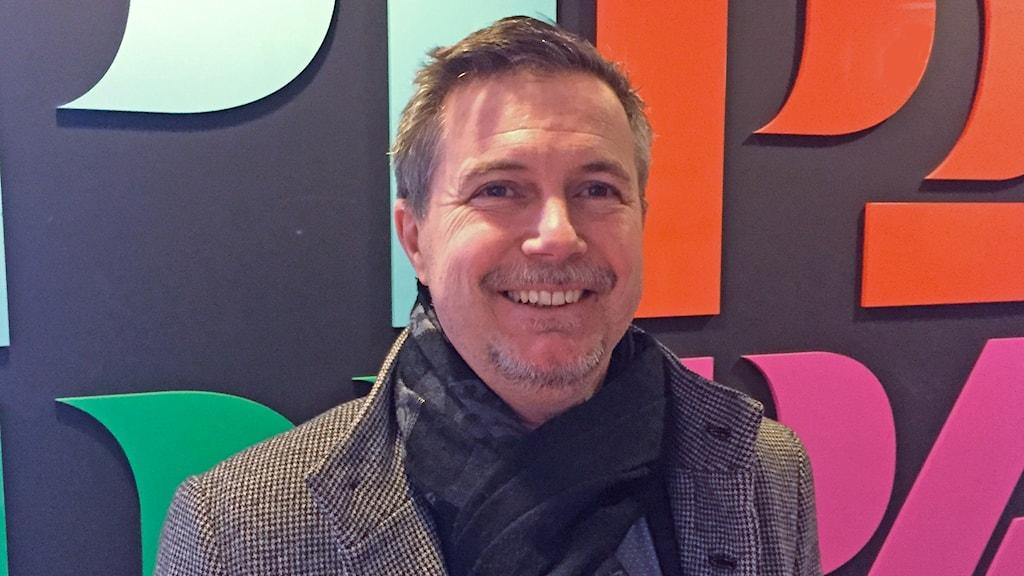 Johan F Lundberg