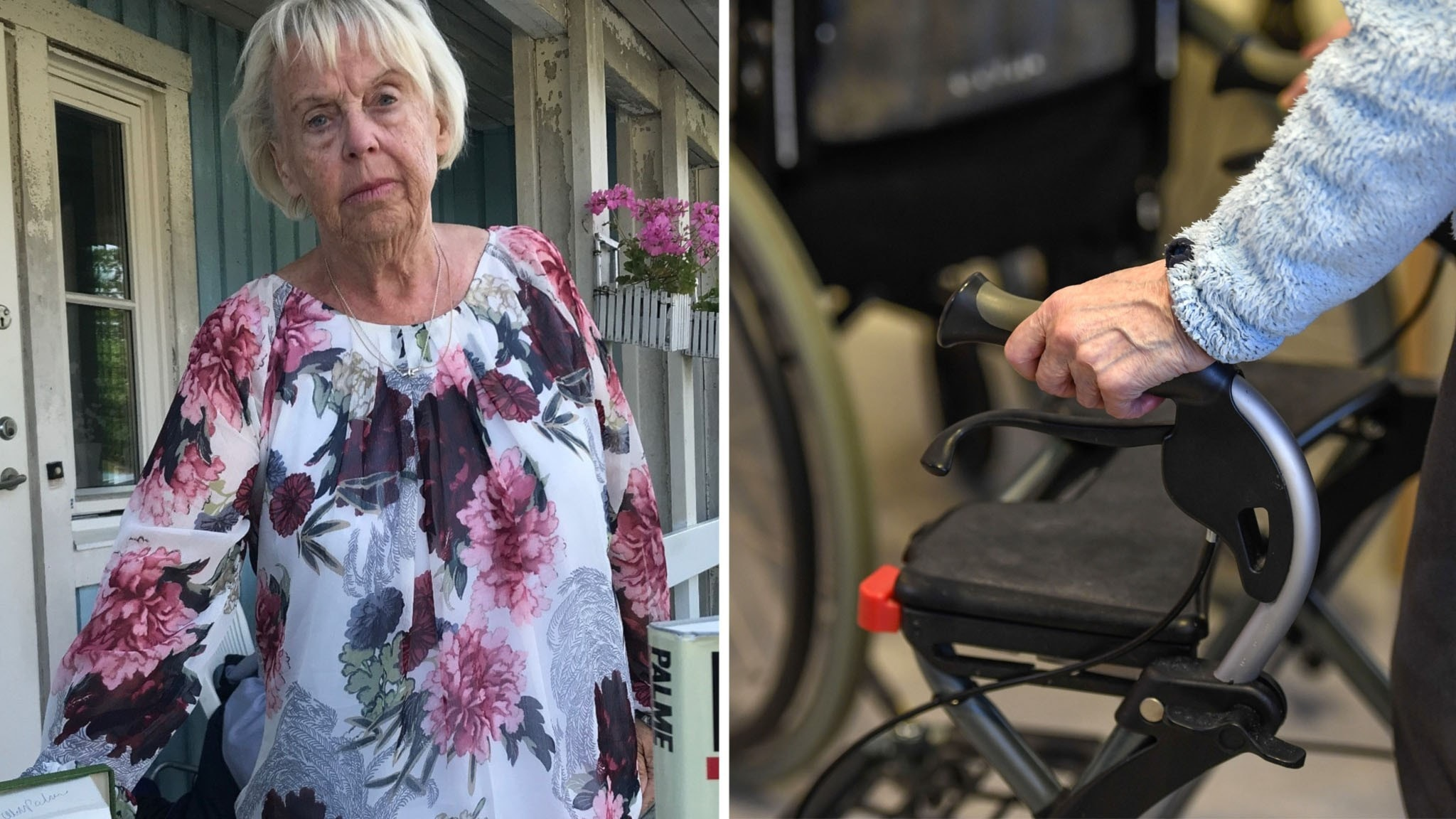 Ryter ifrån om brister i privat äldrevård: Nu får det vara nog!