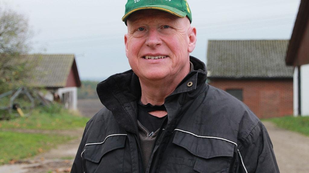 Anders Richardsson, ordförande LRF Halland.