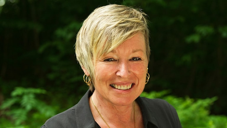 Susanne Larsen, SD:s Hallandsordförande.