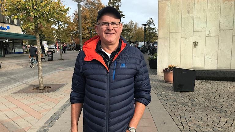 Sven-Åke Karlsson tror på vinst mot Helsingsborg.