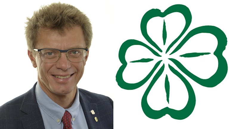 Ola Johansson (C) och Centerpartiets treklöver