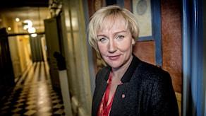 Helene Hellmark Knutsson, TT-bild