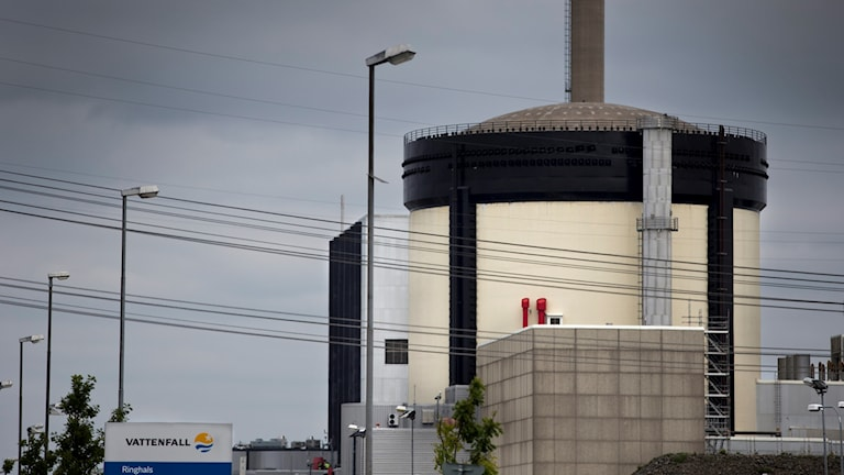 Ringhals reaktor 1.