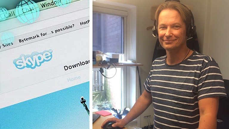 Anders Boustedt är IT chef på Varberg kommun