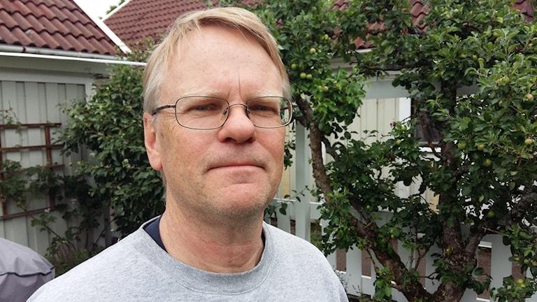Jörgen Johansson statsvetare Halmstad Högskola