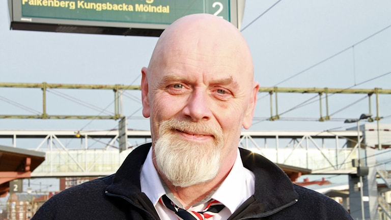 Anders Christensen, tågvärd