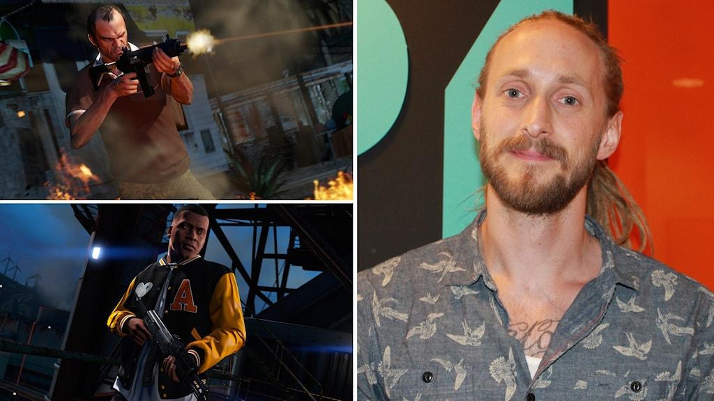 Niklas Sintorn är spelbloggare och recensent.