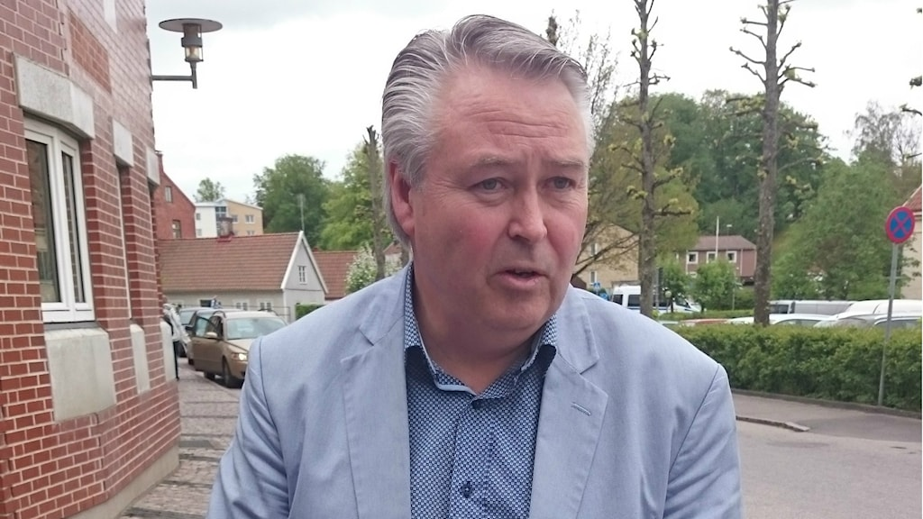 Peter Andreasson, tidigare kommunchef Laholm.