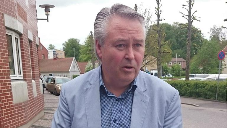Peter Andreasson, kommunchef Laholm.