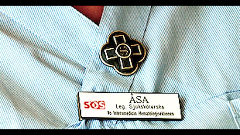 Ny forskningsmöjlighet för fler sjuksköterskor. Foto: Ingvar Karmhed/Scanpix.