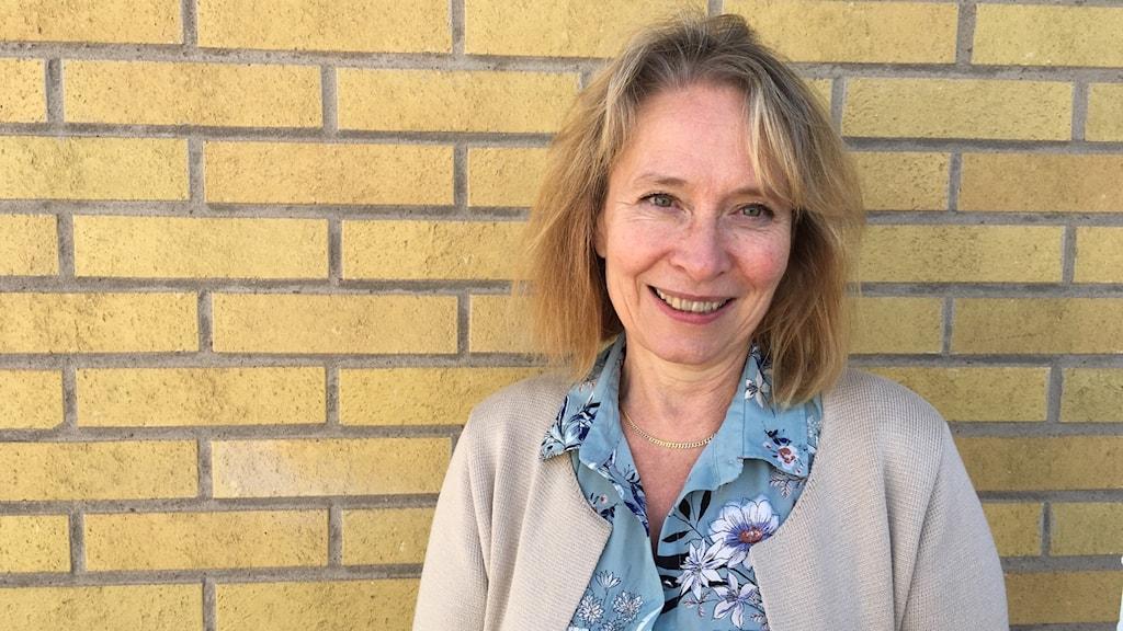 Margareta Björksund-Tuominen, VD för Vivab.