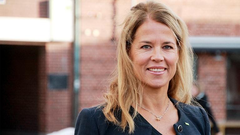 Canita Dagård, vd för Marknadsföreningen i Halland.