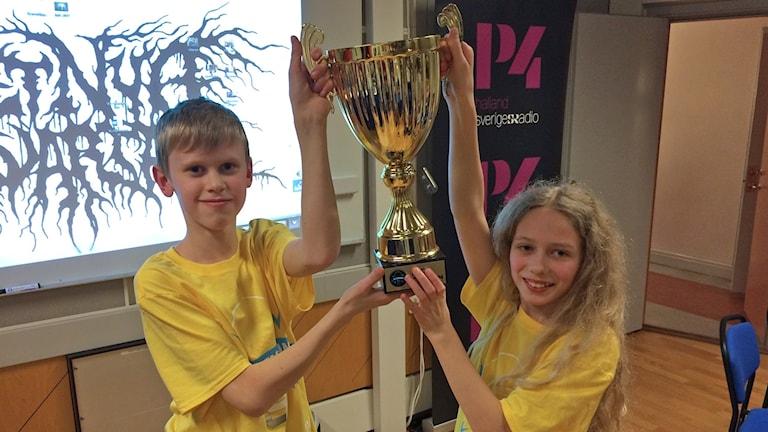 Årstadskolan vann den halländska finalen!