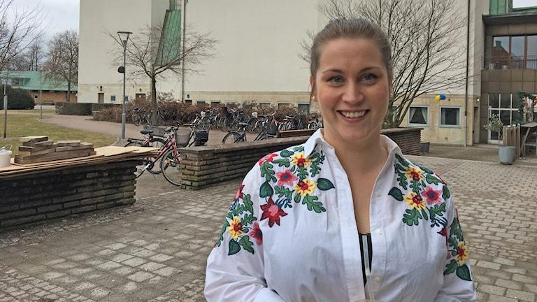 Sandra Holm på konsultföretaget ReTeam.