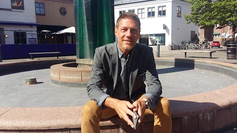 Ola Bondesson f o m hösten 2016 rektor Sturegymnasiet