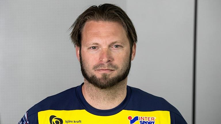 Joakim Persson tar över som tränare i Varbergs Bois.