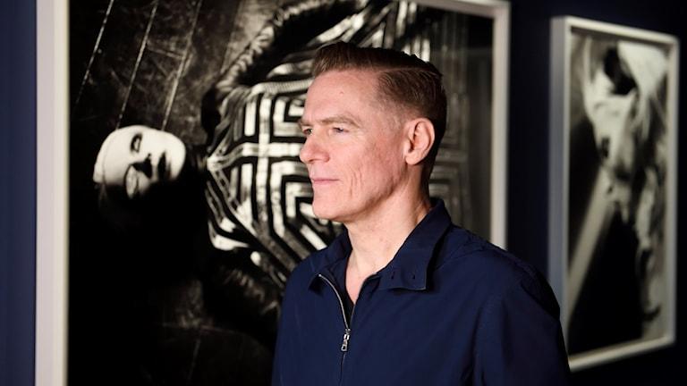 Artisten och fotografen Bryan Adams.