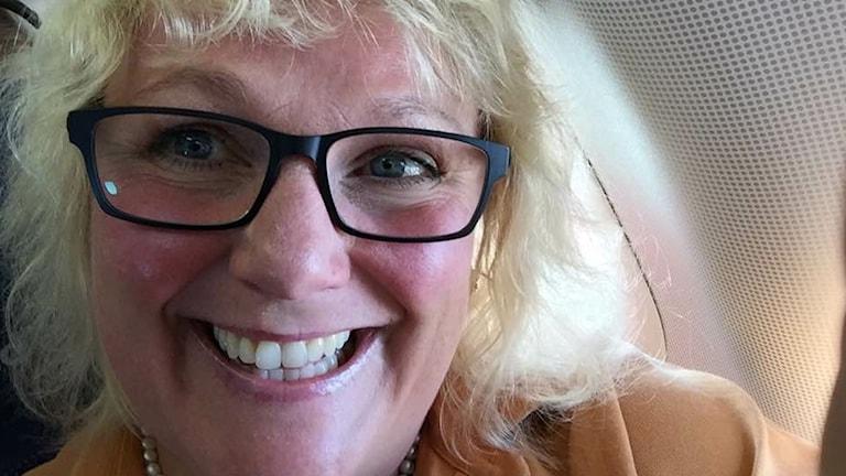 Anna-Karin Dahl, Verksamhetschef Vickans Äldreboende Vardaga. Foto: Privat
