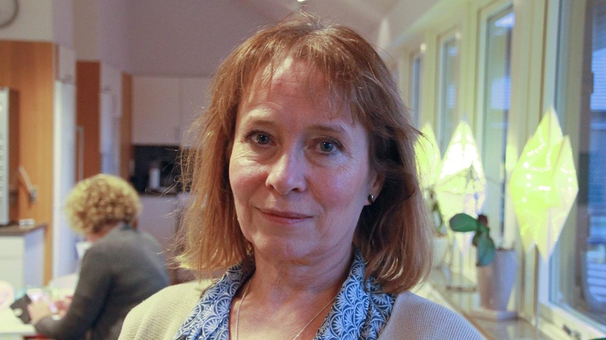 Margareta Björksund-Tuominen, vd på Vivab