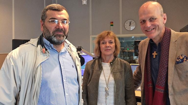 Annika, Jehad och Peder