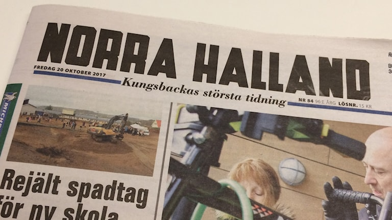 Tidningen Norra Halland