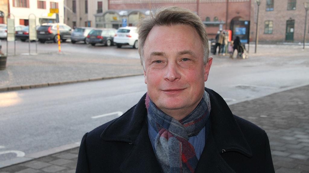 Henrik Andersson (C) ordförande HFAB