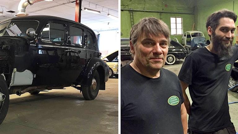Veteranbil Bengt-Arne Johansson